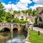 village-in-england